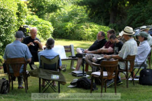 Harmonica Retreat Canada