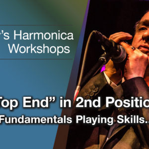 Harmonica Workshop – top end