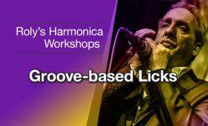 Harmonica workshop Groove-based fills/licks