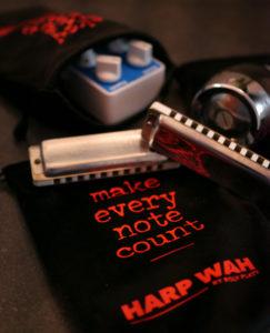 harmonica bags - soft drawstring pouches bullet mics