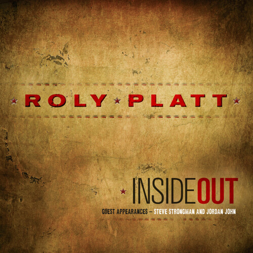Inside Out Roly Platt Début CD Harmonica