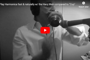Play Harp fast & naturally w/ the Harp Wah