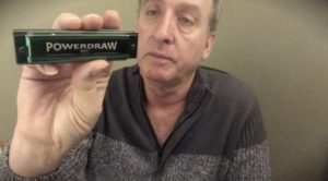 PowerDraw Review gift idea harmonica