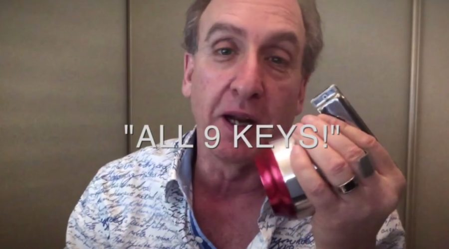 "Stories From the Road: ""All 9 Keys!"""