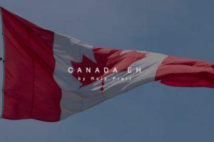 Roly Platt Plays O Canada on Harmonica