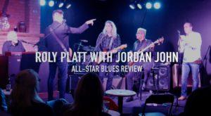 Roly Platt Jorden John Live
