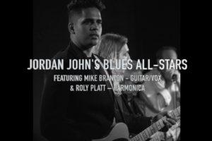 Roly Platt: Jordan John's Blues All-Stars