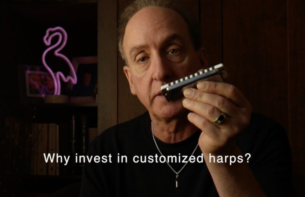 Why Pay for Customized Harps??