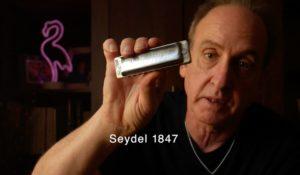 Seydel hamonica review - Roly Platt