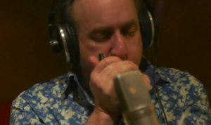 Roky Platt - studio session harmonica player