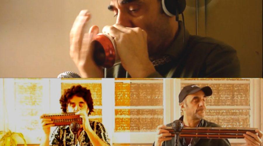 Stephane Laidet / Harp Wah: Caravan!