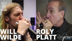 Roly Platt & Will Wilde – Jazz-Funk Harmonica