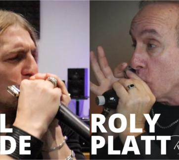Roly Platt & Will Wilde – Cool Jazz-Funk Harmonica