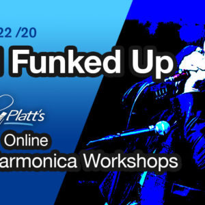 Harmonica Workshop on Funk licks