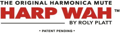 Harp Wah™ – The Original Harmonica Mute
