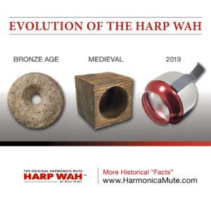 evolution of Harp Wah history of Harmonica