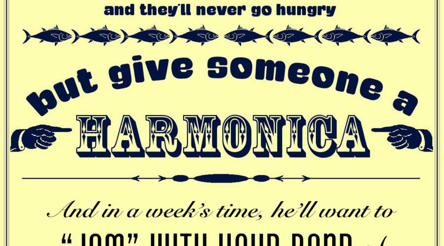 Harmonica Jamming