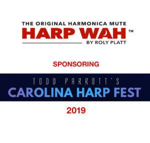 Todd Parrott harp fest harp wah