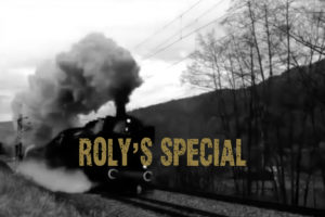 """Roly Special (a """"train track"""" by Roly Platt)"""