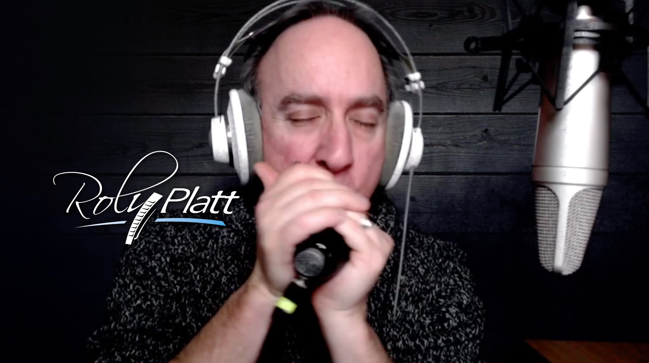Hot Country Harmonica – Roly Platt with Vince Gill